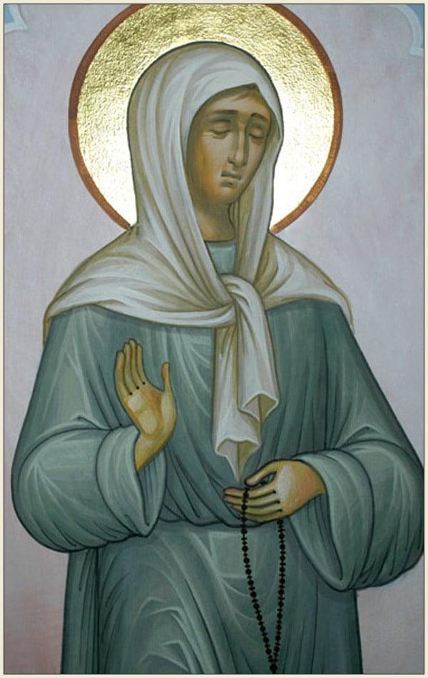 Молитва святой матроне о здравии ребенка