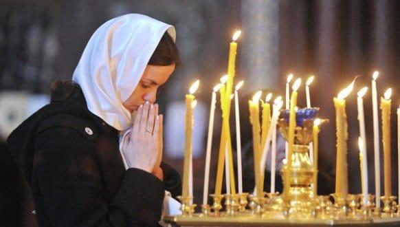 Молитва о даровании ребенка
