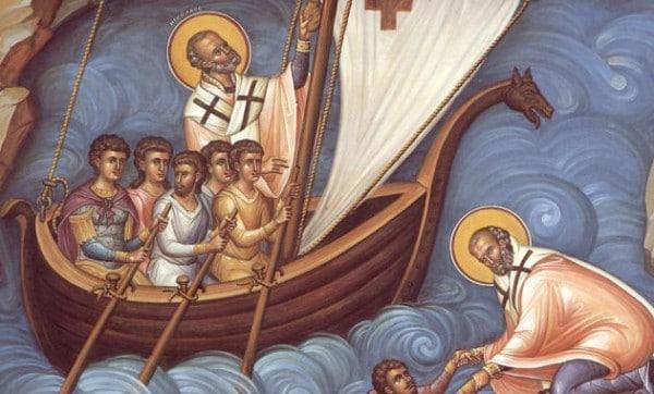 Святитель Николая Мирликийский