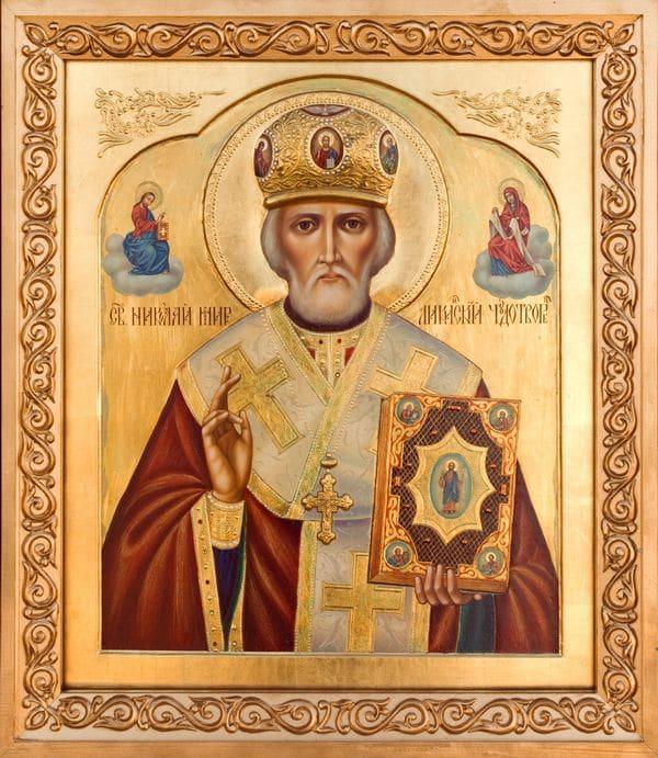 Святой Николай-икона