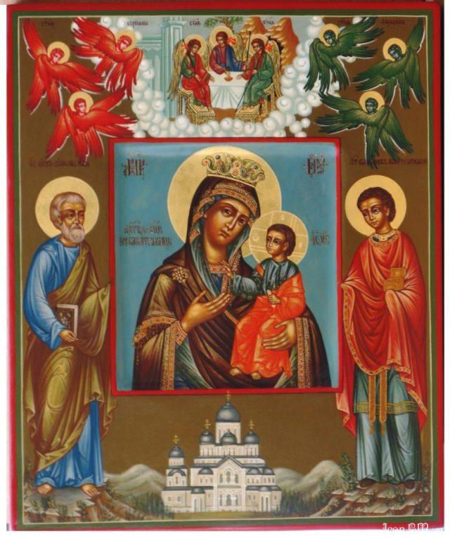 Богородица Избавительница