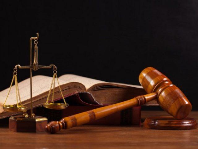 Молитва помощь в суде