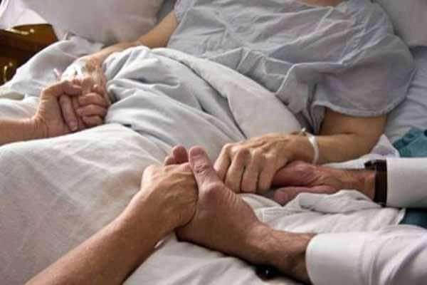 Молитва о больном