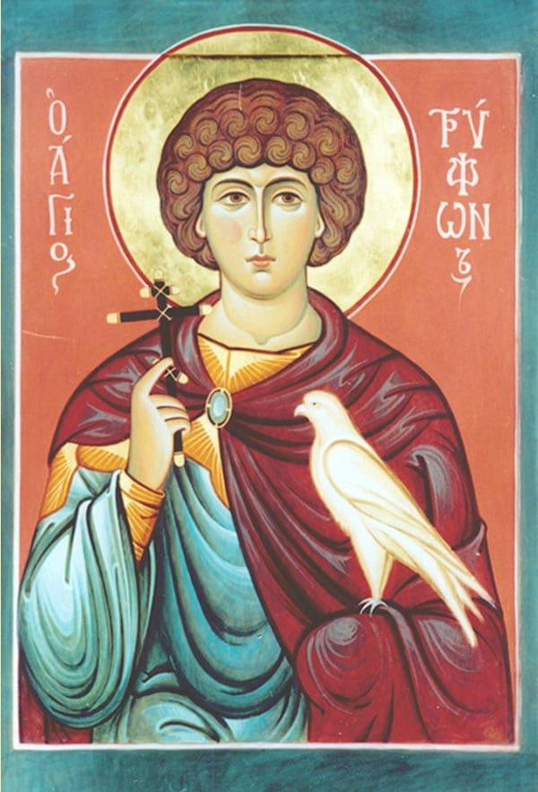 Икона трифона мученика значение